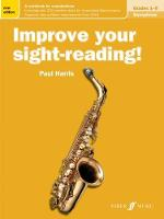 Improve your sight-reading! Saxophone...