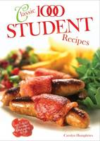 The Classic 1000 Student Recipes