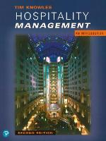 Hospitality Management: An Introduction