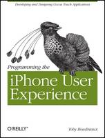 Programming the iPhone User...