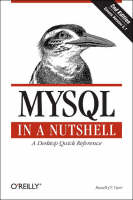 MySQL in a Nutshell