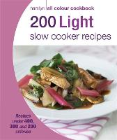 200 Light Slow Cooker Recipes