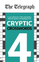 The Telegraph Cryptic Crosswords 4