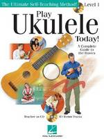 Play Ukulele Today! Level 1: A...