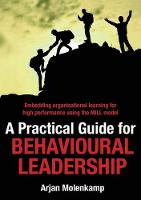 A Practical Guide for Behavioural...