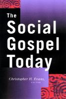Social Gospel Today