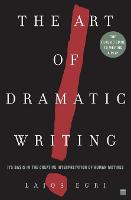 The Art of Dramatic Writing: Its ...
