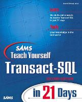 Sams Teach Yourself Transact-SQL in ...