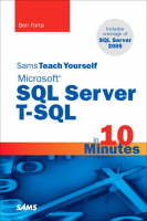 Sams Teach Yourself Microsoft SQL...
