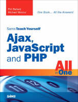 Sams Teach Yourself Ajax, JavaScript,...