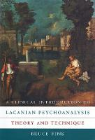 A Clinical Introduction to Lacanian...