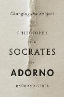Changing the Subject: Philosophy from...