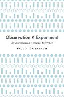 Observation and Experiment: An...