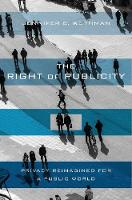 The Right of Publicity: Privacy...
