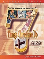 7 Things Christians Do - Leader's...