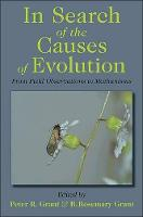 In Search of the Causes of Evolution:...