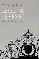 Lessons Learned: Reflections of a...