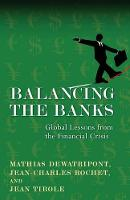 Balancing the Banks: Global Lessons...