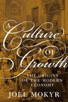 A Culture of Growth: The Origins of...