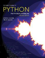 A Student's Guide to Python for...