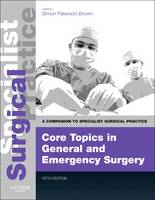 Core Topics in General & Emergency...