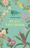 RHS Plant Notebook (Blue)