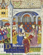 British Library Desk Diary 2014: ...