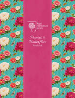 RHS Peonies and Butterflies Notebook