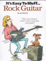 It's Easy to Bluff Rock Guitar