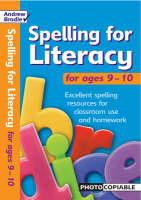 Spelling for Literacy: For Ages 9-10