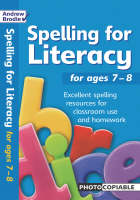 Spelling for Literacy: For Ages 7-8