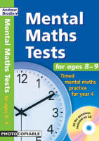 Mental Maths Tests for Ages 8-9: ...