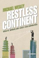 Restless Continent: Wealth, Rivalry,...