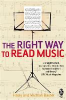 The Right Way to Read Music: Learn ...