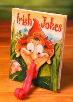Irish Jokes Book