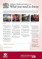 Offshore Health and Safety Law