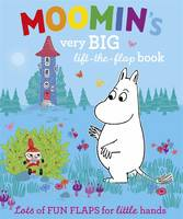 Moomin's Very Big Lift-the-flap Book