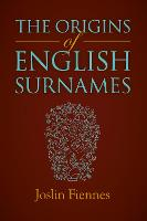 The Origins of English Surnames