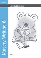 Nursery Writing Book 6