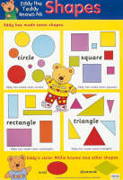 Eddy the Teddy Knows His Shapes: Shapes