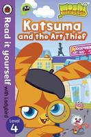 Moshi Monsters: Katsuma and the Art...