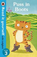 Puss in Boots - Read it yourself with...