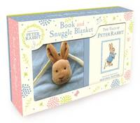 Peter Rabbit: Book And Snuggle ...