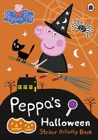 Peppa Pig: Peppa's Halloween Sticker...