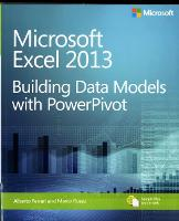 Microsoft Excel 2013 Building Data...