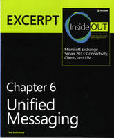 Unified Messaging: EXCERPT from...