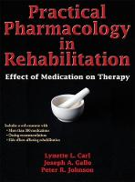 Practical Pharmacology in Rehabilitation