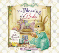 blessing of a baby a baby record book