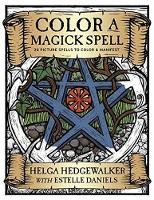 Color a Magick Spell: 26 Picture...