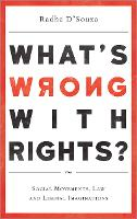 What's Wrong with Rights?: Social...